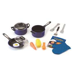 Pretend & Play Pro Chef Set By Learning Resources