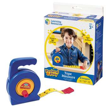 Pretend & Play Tape Measure By Learning Resources