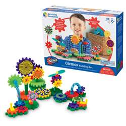 Gears. Gizmos 82 Pieces By Learning Resources