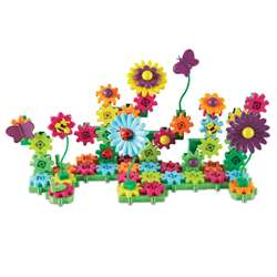 Build And Bloom Flower Garden Gears, LER9214D