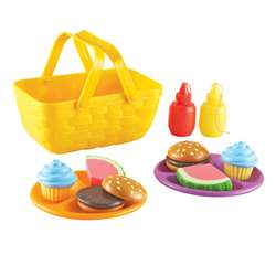 New Sprouts Picnic Set Set Of 15 By Learning Resources