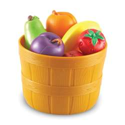 New Sprouts Bushel Of Fruit By Learning Resources