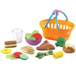New Sprouts Dinner Basket By Learning Resources