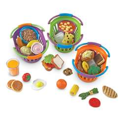 New Sprouts 3 Basket Bundle By Learning Resources