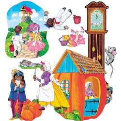 Flannelboards Set 1 Nursery Rhymes Pre Cut By Little Folks Visuals