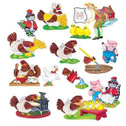 Flannelboards Little Red Hen By Little Folks Visuals
