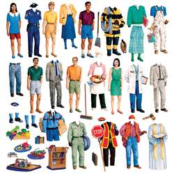 Community Helpers Flannelboard Set By Little Folks Visuals
