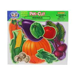 Fruit & Vegetable Felt Set, LFV22315