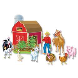 Precut Old Macdonald Had A Farm By Little Folks Visuals