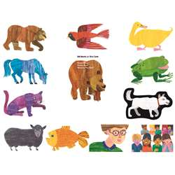 Eric Carle Brown Bear Brown Bear What Do You See F, LFV22802