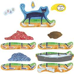 Pete The Cat I Love My White Shoes Flannelboard Se, LFV22851