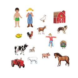 My Farm Friends Flannelboard Set By Little Folks Visuals