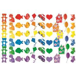 Color Bears Flannelboard Set, LFV29001