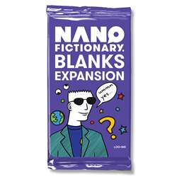 Nanofictionary Blanks, LLB089