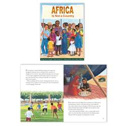 Africa Is Not A Country Book, LPB0761316477