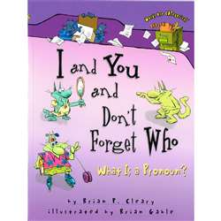 I And You And Dont Forget Who What Is A Pronoun, LPB0822564696