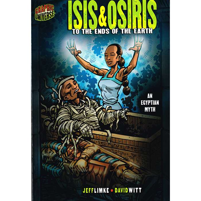Isis & Osiris To The Ends Of The Earth, LPB0822564823