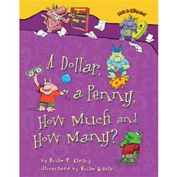 Math Is Categorical A Dollar A Penny How Much And , LPB146772629X