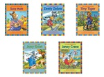 Lets Read Together Long Vowels 5 Book Set, LPB1467764485
