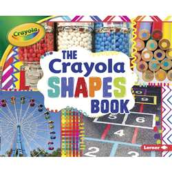 The Crayola Shapes Book, LPB1512455717