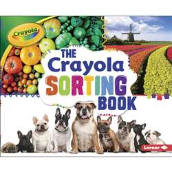 The Crayola Sorting Book, LPB1512455725