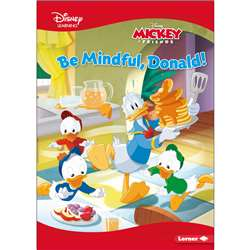 Donald A Mickey & Friends Story Be Mindful, LPB1541532848