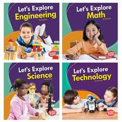 A First Look At Stem Set Of 4 Books, LPB1541544943