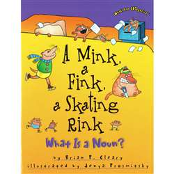 Words Are Categorical A Mink A Fink A Skating Rink, LPB1575054175