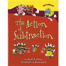 Math Is Categorical The Action Of Subtraction, LPB1580138438