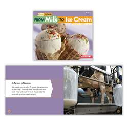 Start Finish Milk To Ice Cream Bk, LPB158013968X