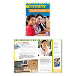 On The Job At School Book, LPB163440114X