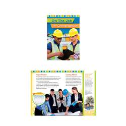 "On The Job "" Construction Book, LPB1634401158"