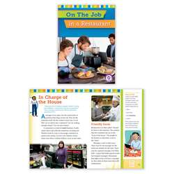"On The Job "" A Restaurant Book, LPB1634401166"
