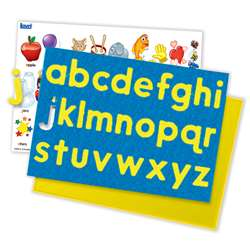 Puzzle A-Z Lowercase 2T Letters Ages 3-6 By Lauri