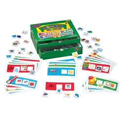 Beginning Blends Phonics Learning Center Kit By Lauri