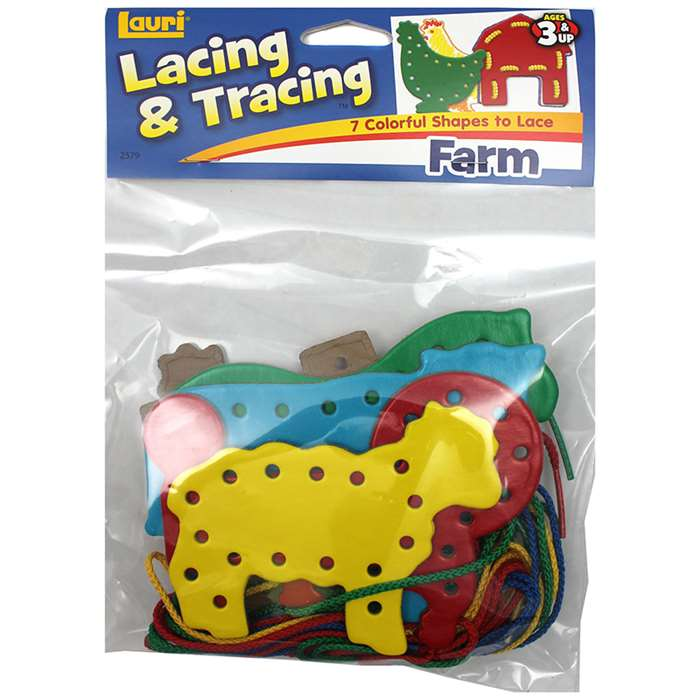 Lacing And Tracing Farm By Patch Products