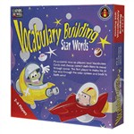 Vocabulary Building Star Words Red By Edupress