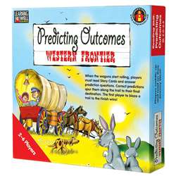 Predicting Outcomes Western Frontier Red By Edupress