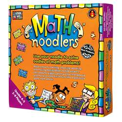Math Noodlers (Gr 4-5) By Edupress