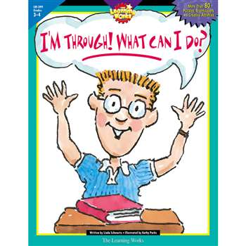 Im Through. What Can I Do Grade 3-4 By Creative Teaching Press