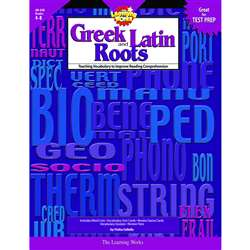 Greek And Latin Roots By Creative Teaching Press