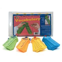 Vocabulary Intro Kit By Learning Wrap-Ups