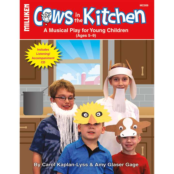 "Cows "" The Kitchen, M-C009"