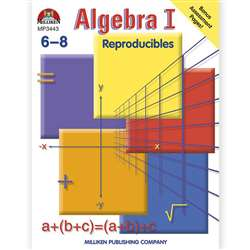 Algebra I Reproducible Book By Milliken Lorenz Educational Press