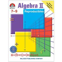 Algebra Ii Reproducible Book By Milliken Lorenz Educational Press