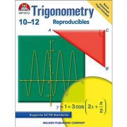 Trigonometry Gr 10-12 By Milliken Lorenz Educational Press