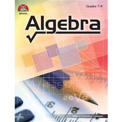 Algebra Gr 7-9 By Milliken Lorenz Educational Press