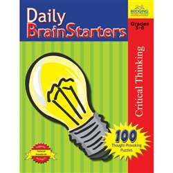 Daily Brainstarters By Milliken Lorenz Educational Press