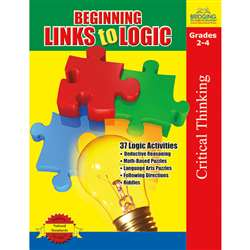 Beginning Links To Logic Gr 2-4 By Milliken Lorenz Educational Press