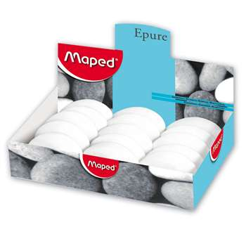 Shop Epure Eraser Classpack Oval - Map010050 By Maped Usa